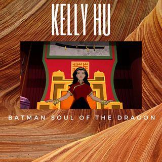 Kelly Hu Batman Soul Of The Dragon
