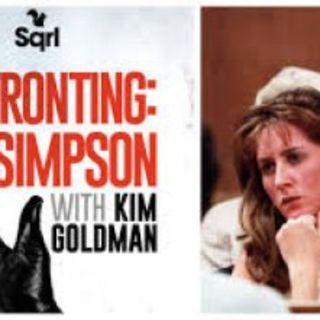 KIM GOLDMAN - CONFRONTING OJ SIMPSON