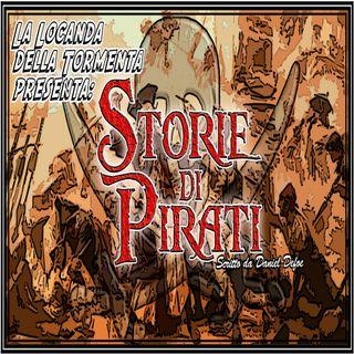 Audiolibro Storie di Pirati - Defoe