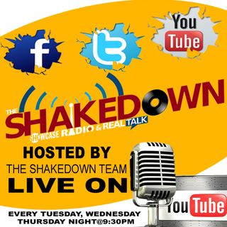 ShakeDown Showcase Real Talks