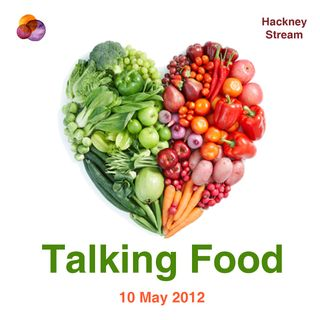 Talking Food  - Live from The Lawns - May 2012