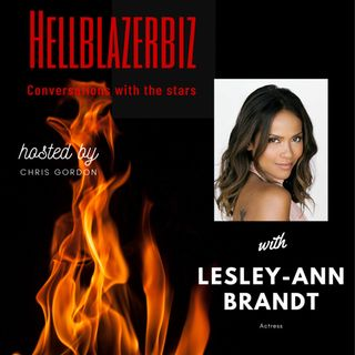 Lucifer actress Lesley-Ann Brandt talks about playing Mazikeen on the hit show