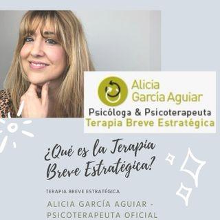 La primera sesión de Terapia Breve Estratégica - Alicia García Aguiar, Psicoterapeuta Oficial