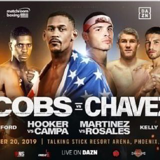 Preview Of The DaznUSA Card Headlined By Daniel Jacobs-Julio Cesar Chavez Jr In A Big SuperMiddleweight Fight Plus A Really Good Undercard!!