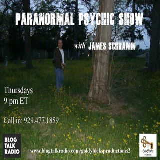 Paranormal Psychic Show ~ 17May2018