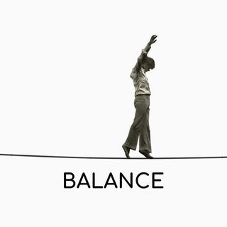 The Balance - Morning Manna #2933