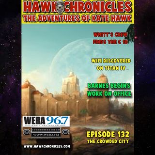 "Episode 132 Hawk Chronicles: ""Crowded City"""