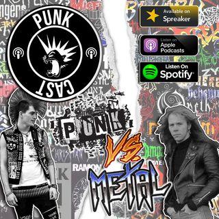 PUNK VS METAL: La BATTAGLIA di L.A.
