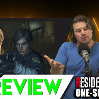 Resident Evil 2 One-Shot Demo Review