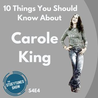 S4E4 10 Things You Should Know About Carole King