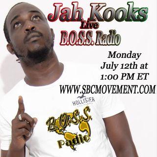 Jah Kooks Live on B.O.S.S Radio