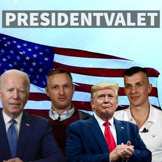 Presidentvalet med Anton och Jonas