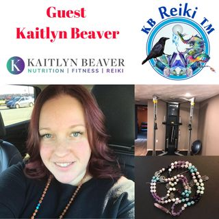 Kaitlyn Beaver sees the whole person in training and reiki
