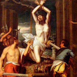 San Ponciano, papa y San Hipólito, sacerdote. Mártires