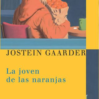 la joven de las naranjas 🍊- Jostein Gaarder