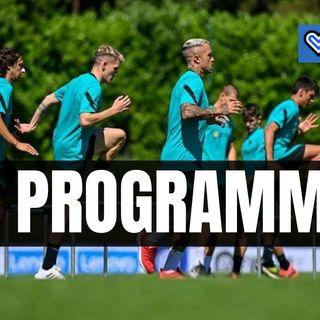 Il programma completo delle amichevoli estive dell'Inter fissate fino ad oggi