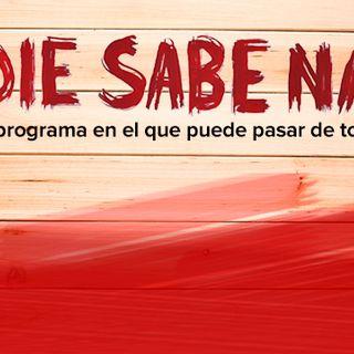 Nadie Sabe Nada: Chascantretos, bescaramillos y carlingas (23/03/2019)