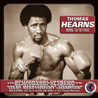The Four Kings of Boxing: Chapter 4 - Thomas Hearns