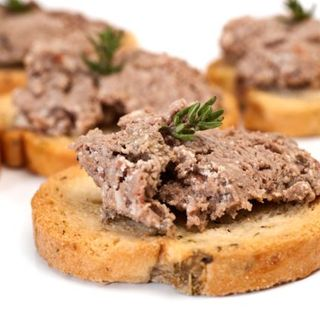 Chicken Liver Crostini: a traditional tuscan recipe