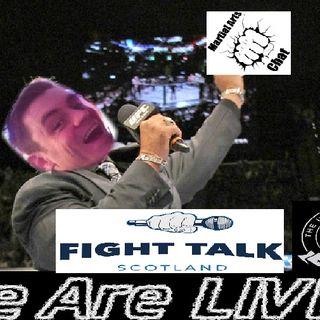 UFC 207 Reaction Roundtable LIVE