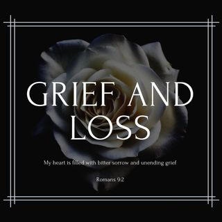 Different Grief Responses - Jesus' Death