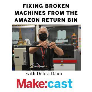 Fixing Broken Machines From the Amazon Return Bin