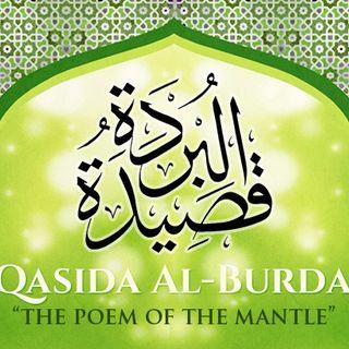 Qasida Burdah Recitation and Commentary