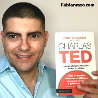 CHARLAS TED - Chris Anderson - Resumenes de Libros│Episodio 45│ Liderazgo con Fabian Razo