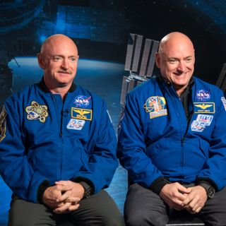 The Right Stuff with Astronaut Scott Kelly and Dr. Chris Mason