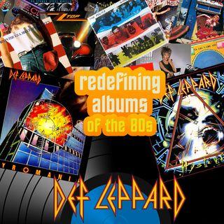 Pop Muzik Presents Redefining Albums - Def Leppard