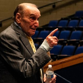 Interview with one of the Last Holocaust Survivors, Barney Sidler!