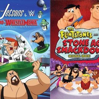 Episode 76 - Hanna Barbera vs WWE