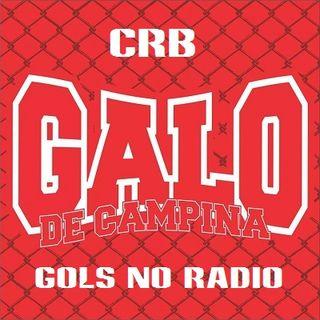 CRB 2 x 0 América-RN  - Narração Antonio Guimarães (Radio Jornal AM) - Copa Nordeste 2014