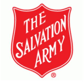 SALVATION ARMY RED KETTLE AND TOYS FOR TOTS CAMPAIGN