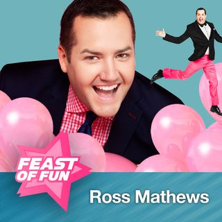 FOF #2170 – Ross Mathews Gives Us Straight Talk