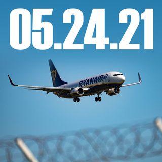 State-Sponsored Hijacking | 05.24.21.