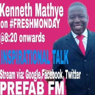 Kenneth Thomas Mathye (Podcast) Inspirational Talk