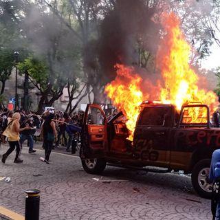 Que presente pruebas: AMLO a Gobernador de Jalisco