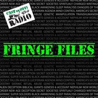Fringe Files - Episode #9 - The Road to the Watchers with Richard Shaw