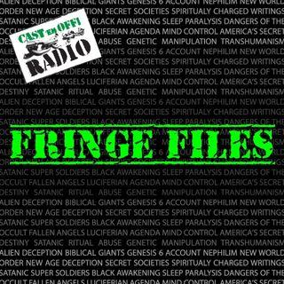 Fringe Files #18 - Alien Disclosure with Ali Siadatan