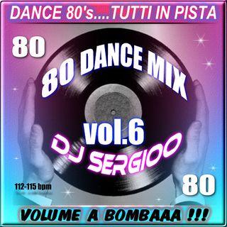 80 Dance Mix vol.6