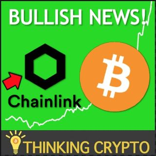 CHAINLINK PUMP CONTINUES! - Grayscale BITCOIN Mass Marketing - New York Crypto Greenlist