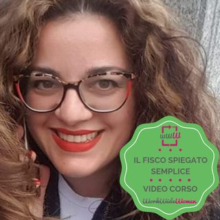 Corso Fisco per Freelance: intervista a Michela Calculli