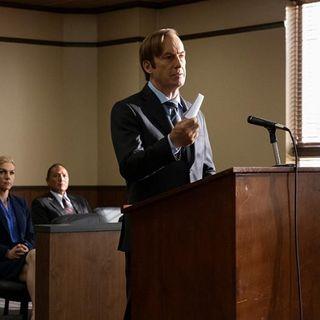 #8: Better Call Saul Season 4 Recap (spoilers) with Ben Higgins