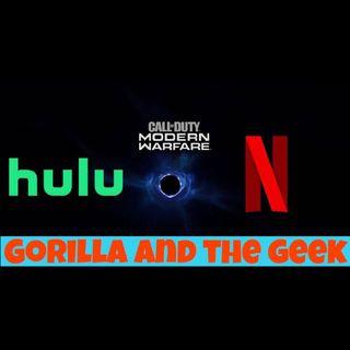 Stream Wars - Gorilla and The Geek Episode 2