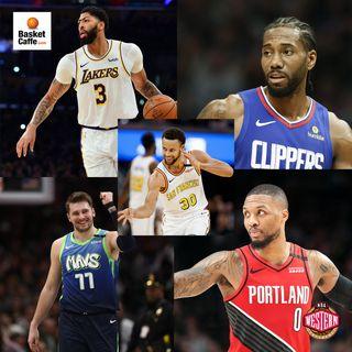 NBA, il Power Ranking della Western Conference: Lakers, Clippers, Blazers e il resto