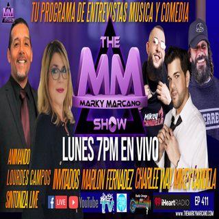 THEMMSHOW INVITADOS MARLON FERNANDEZ | CHARLEE WAY | MIKEY CANDELA | LOURDES CAMPOS