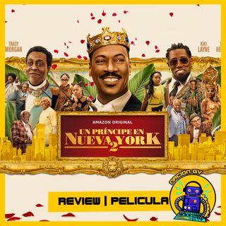 Un principe en nueva york 2 | Review pelicula | 7 de marzo