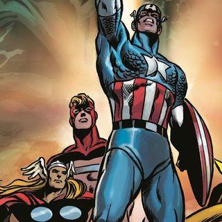 Source Material #211: Avengers Comics: The Kree Skrull War (Marvel, 1971)