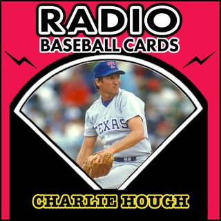Pitcher Charlie Hough on his Favorite Hitter in History